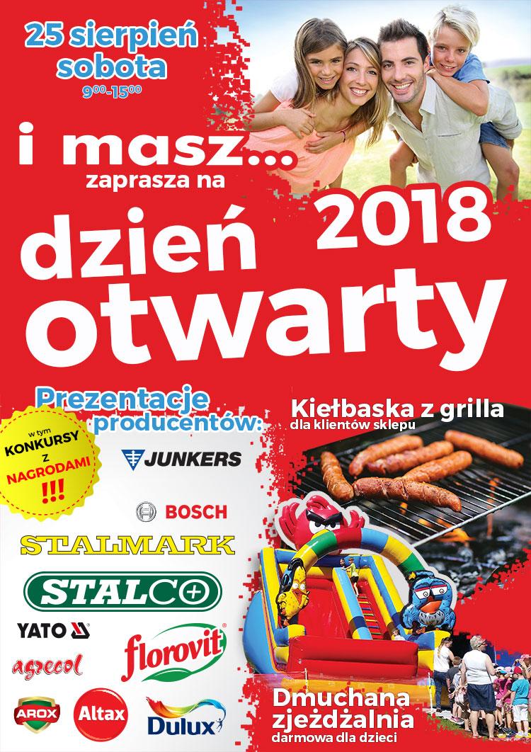 i masz... Pilzno - Dzień otwarty 2018